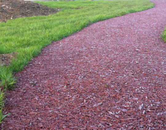 Bonded Rubber Mulch-Integrity Safety Surfacing Pros of America