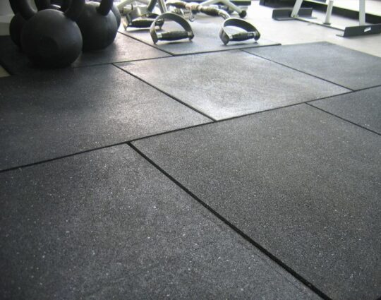 Rubber Tiles-Integrity Safety Surfacing Pros of America