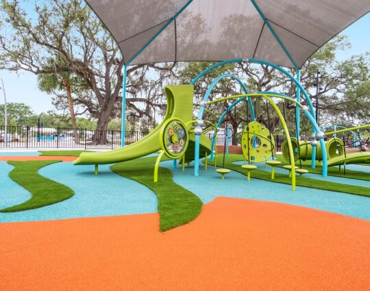 Integrity Safety Surfacing Pros of America-Playground Safety Surfacing