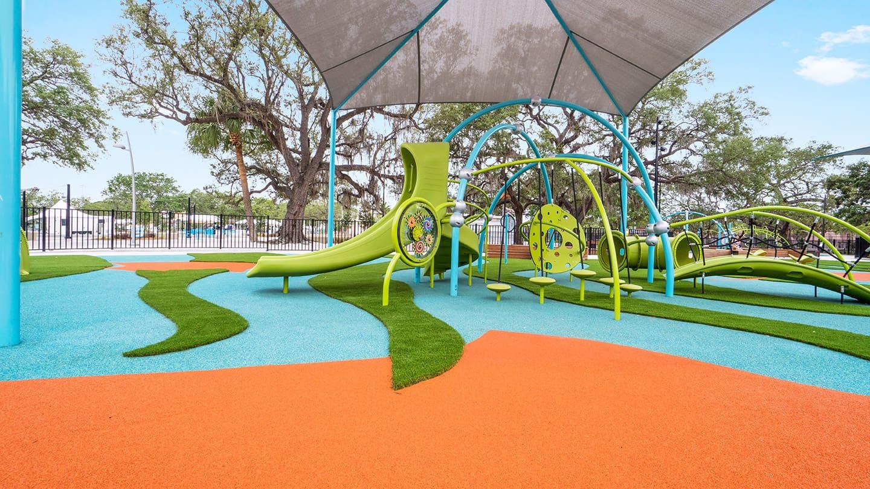 Florida Safety Surfacing-Playground Safety Surfacing